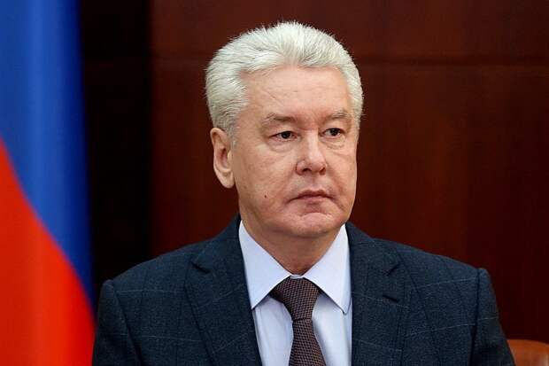 Собянин рассказал, что в Москве коронавирусом болеют больше пожилые люди