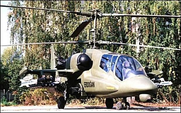 Kamov Ka-50-2