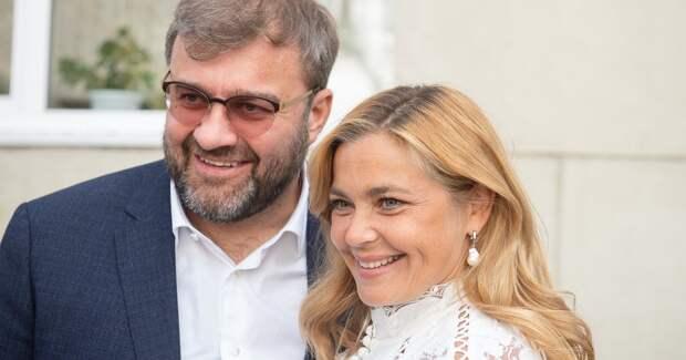 Пегова, Пореченков на открытии памятной доски Алексею Балабанову