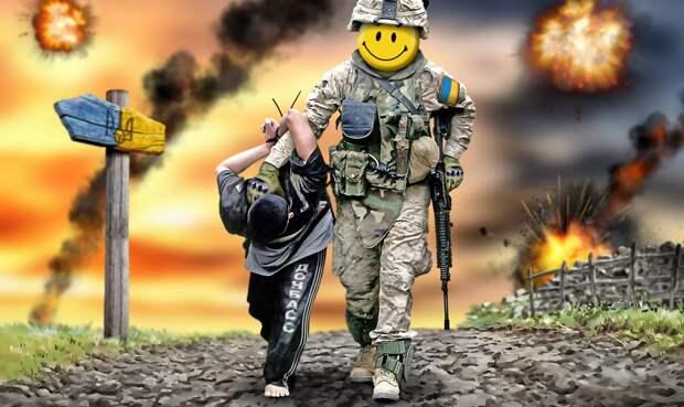 Как Киев хочет «реинтегрировать» отпавший от Украины Донбасс и российский Крым