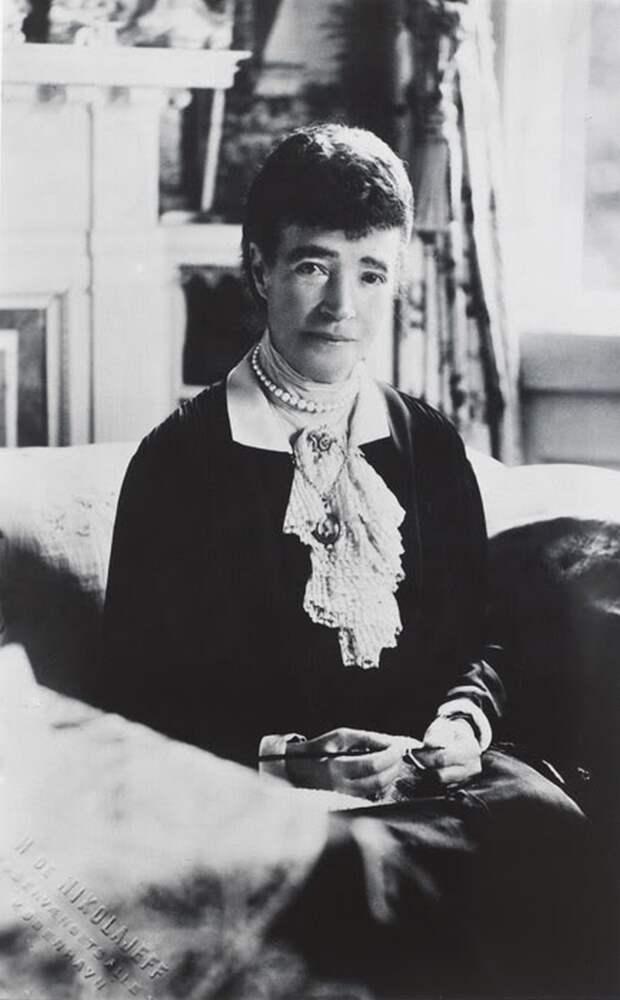Вдовствующая императрица Мария Федоровна