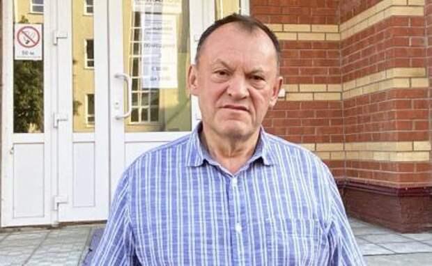 На фото: депутат регионального парламента Марий Эл Владимир Кожанов