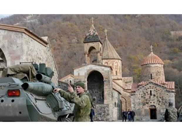 Как далеко будет позволено Турции зайти в её экспансии на Кавказе?
