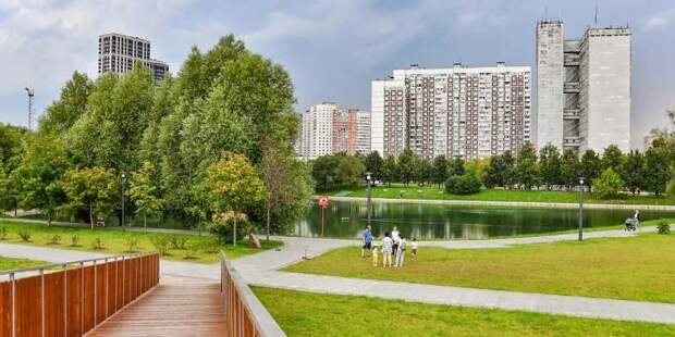 Собянин рассказал о развитии московских районов за пределами Третьего кольца