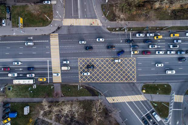 На российских дорогах появится новая разметка