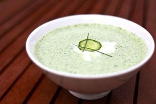 Холодные летние супы: топ 5 рецептов