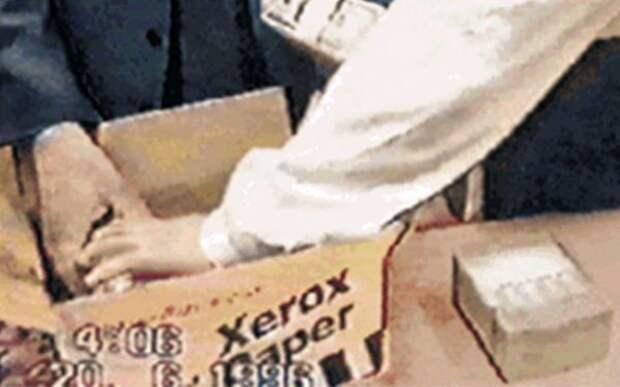 Дело о «коробке из-под ксерокса» в 1996 году: что это было