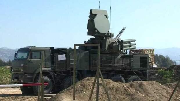 Российский «Панцирь-С1» поставили оборонять военную базу США в Ираке