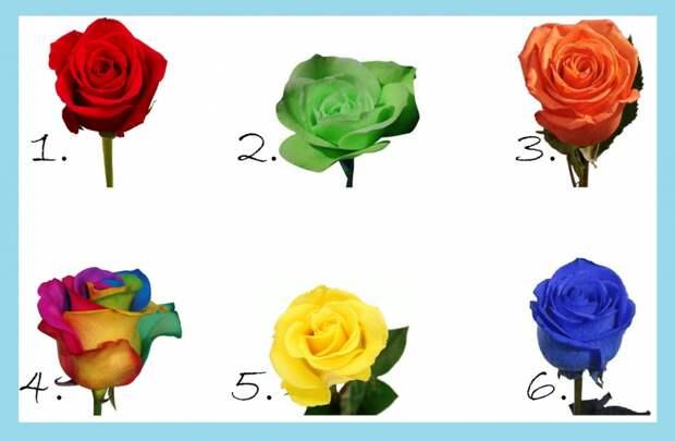 Интуитивный тест: Выберите розу и узнайте, что происходит у вас на душе