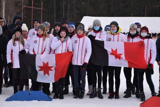 Команда из Удмуртии заняла третье место в общем зачёте на лыжных соревнованиях в Йошкар-Оле