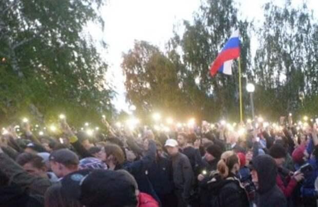 Фонарики против Путина — можно ли новую акцию оппозиции назвать настоящим протестом