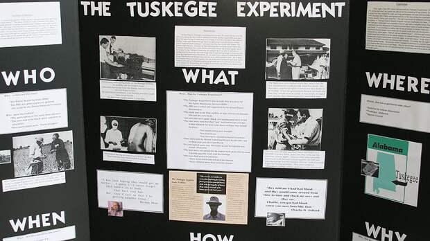 Эксперименты над людьми: исследование Таскиги