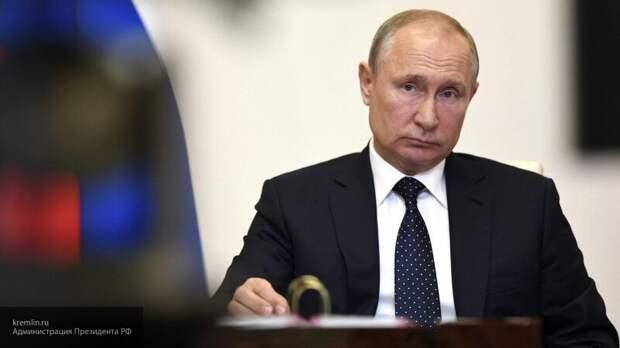 Путин жестко осадил Потанина за ЧП в Норильске