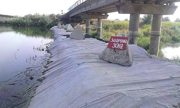 Захват Россией шлюзов Северо-Крымского канала произойдёт в ближайшее время – Березовец