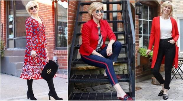 Стильные образы от Deborah Boland: 10 способов выглядеть модно в 40-50 лет