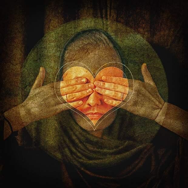 Непрожитые эмоции притягивают непрожитые события в жизнь