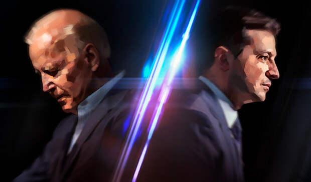 Теневые итоги визита Зеленского в Вашингтон