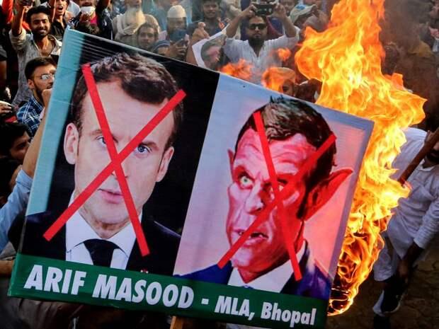 Запоздалая реакция. Франция ужесточает антиисламистские меры