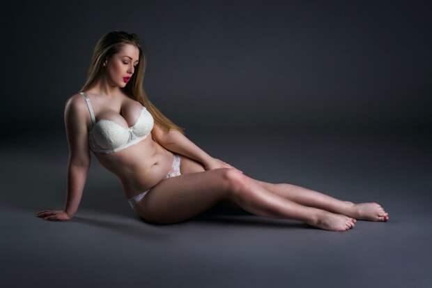 Толстяки и красота