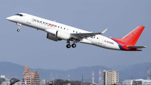 Как российский авиапром победил японского конкурента...