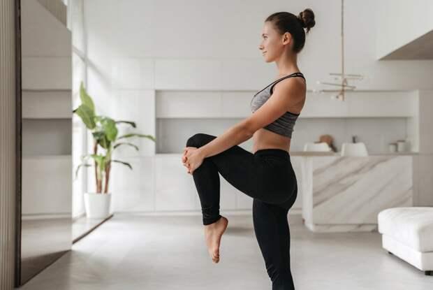 Тренировать баланс