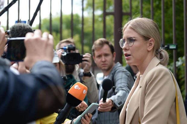 Юрист рассказал, почему Соболь выпустили из России