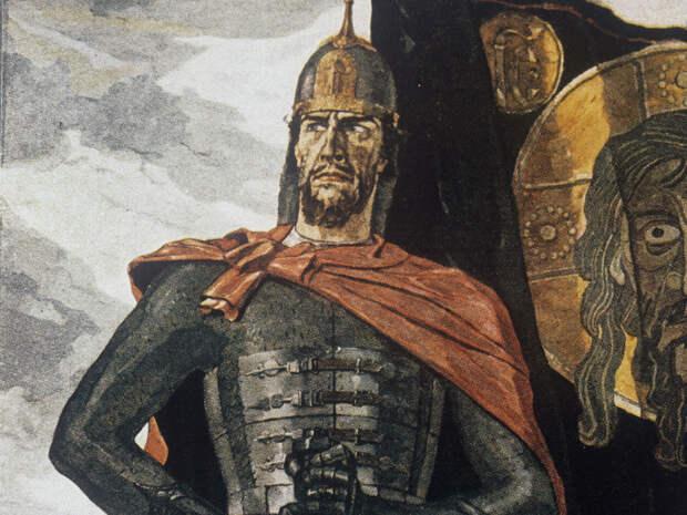 Киевский князь, охранитель земли Русской