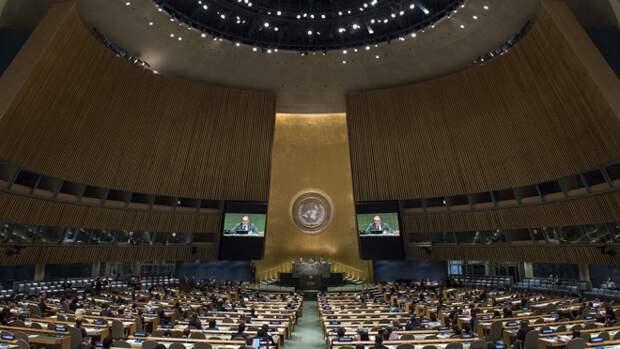 В ООН заявили, что невыдача виз США воздействует на работу организации