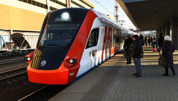Московские центральные диаметры разгрузят метро на 3–5%