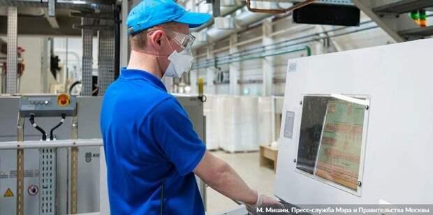 Собянин открыл уникальный испытательный комплекс на базе «ВНИИЭМ». Фото: М. Мишин, mos.ru