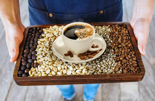 Гид по видам кофе: сорта, степени обжарки, популярные рецепты