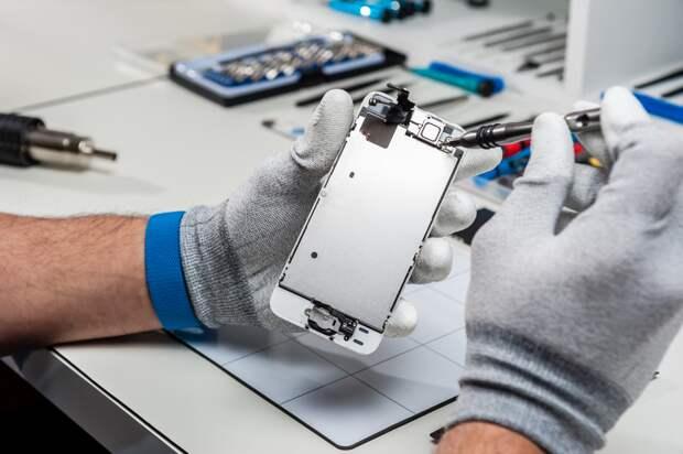 Основное оборудование и инструменты для ремонта техники