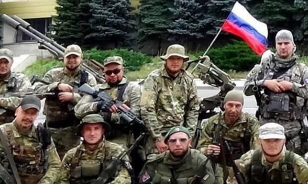 Военный эксперт Огнев: ЧВК Вагнера усилит ополчение Донбасса в случае нападения ВСУ