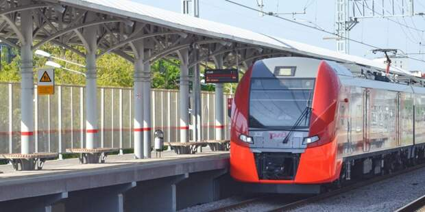 Поезда Казанского направления МЖД изменят график с 26 по 30 июля