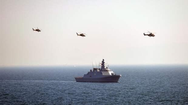 Турция уведомила о начале учений в Средиземноморье на фоне кризиса с Грецией