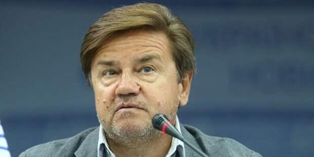 Карасёв стал защитником русских