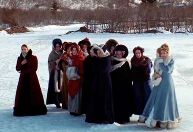 Кадр из фильма *Звезда пленительного счастья*, 1975 | Фото: culture.ru