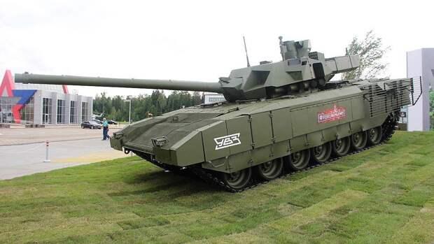 NI: российский Т-14 «Армата» станет головной болью Запада