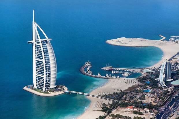 10 самых поразительных сооружений ОАЭ