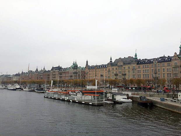 «Франс Пресс»: Посла России вызвали в МИД Швеции