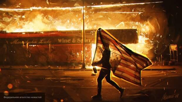 Волошин рассказал, как протесты в США заставили украинцев снять «розовые очки»