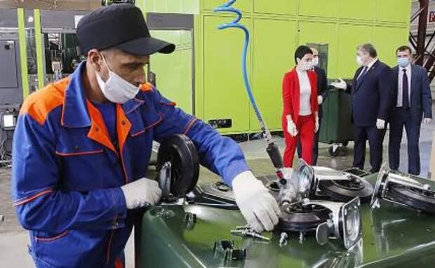 Промышленность России уже ниже «плинтуса». Рецессия началась?