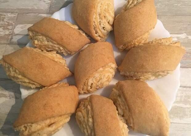 Очень вкусное печенье из доступных продуктов «Гата»