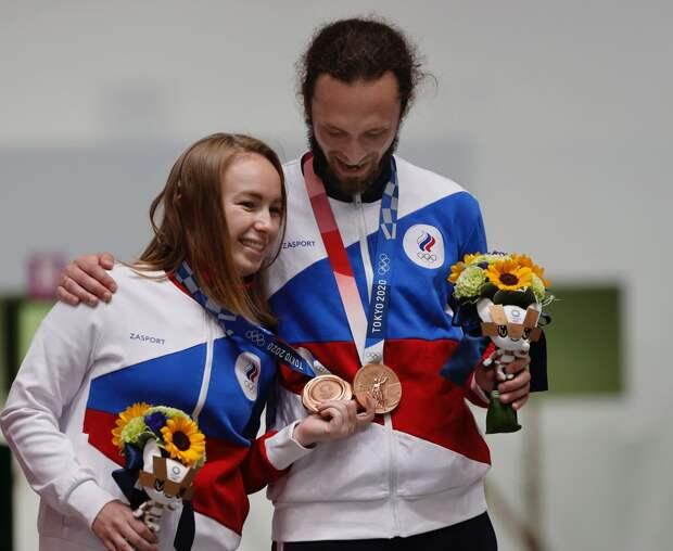 Стрелок из Удмуртии Юлия Каримова рассказала о своей первой олимпийской медали