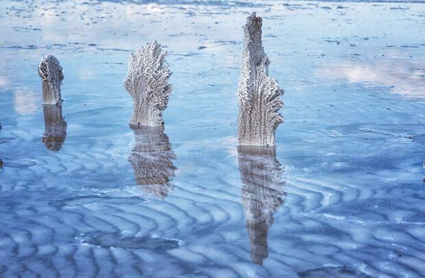 Озеро Эльтон - российское Мертвое море