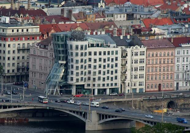 Завораживающие мосты Праги