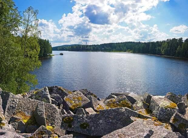 Загадочные озёра Финляндии
