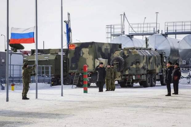 В процессе строительства. Развитие ПВО в Арктике