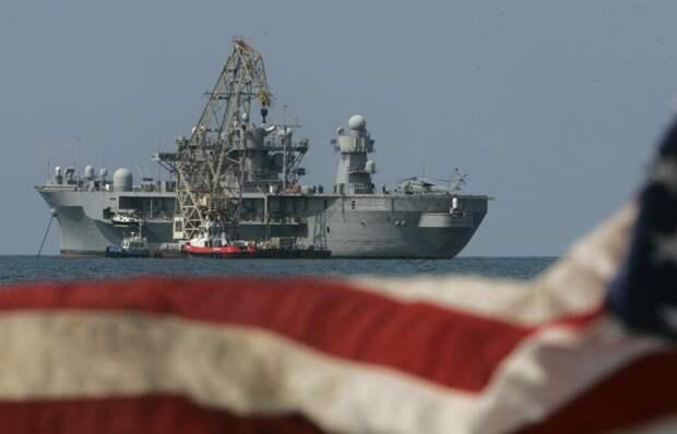 Насколько реалистичен сценарий базирования ВМС США в Черном море?