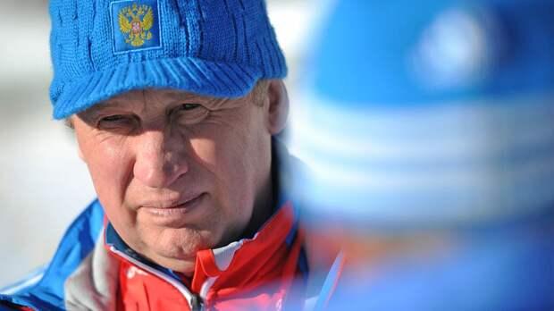 Редькин выразил готовность сменить Польховского во главе сборной России